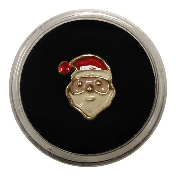 Nagelschmuck (Weihnachtsmann)