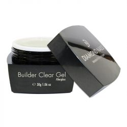 Builder Clear Fiberglas Gel 30gr