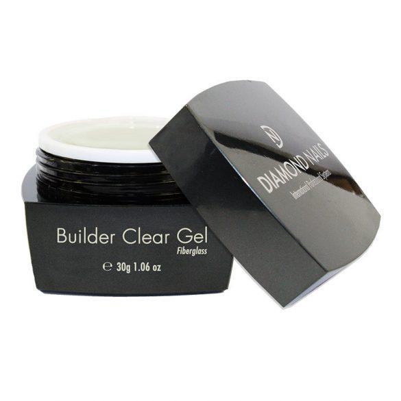Builder Clear Fiberglas Gel 30gr