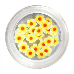Blumen in Gelb D.
