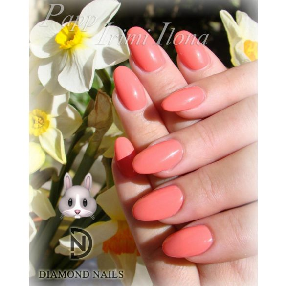 Gel Polish - DN052 Coral Red