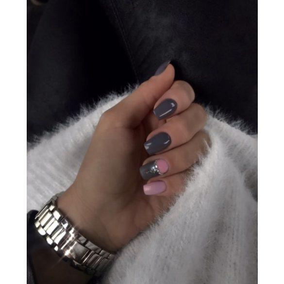 Gel Polish - DN056 Dark Grey