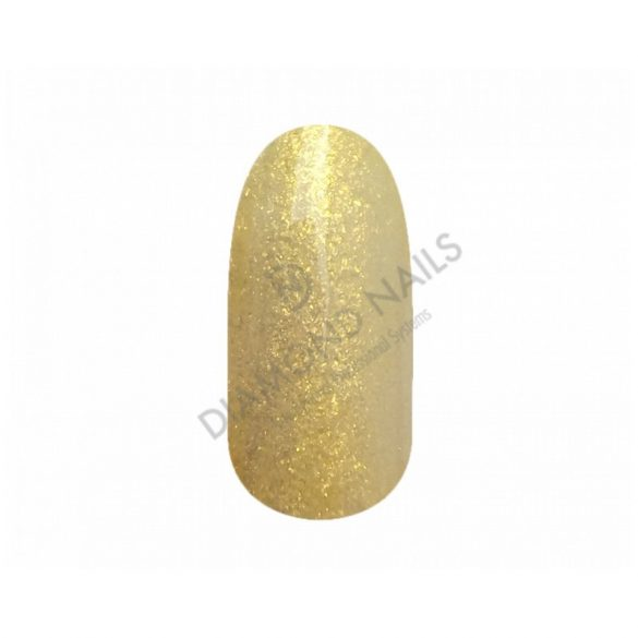 Gel Polish - DN062 -Yellow Gold Effect