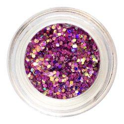 Metall Glitter Pulver Mix #19