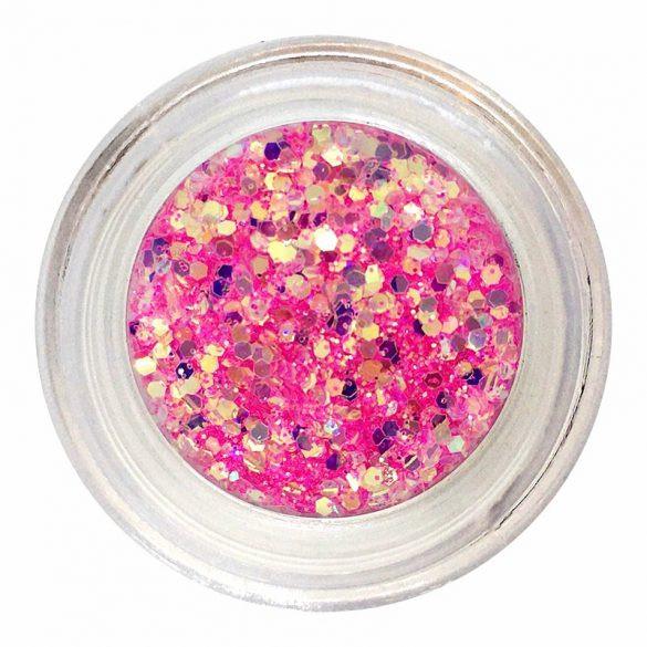 Metall Glitter Pulver Mix #24
