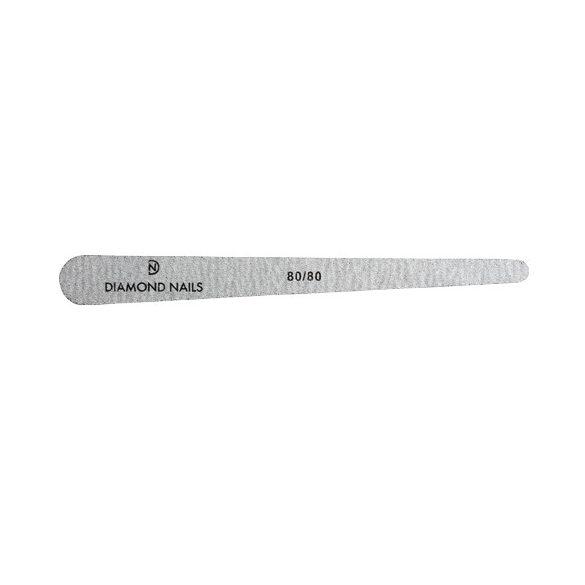 Nagelfeile Elipse Grau 80/80