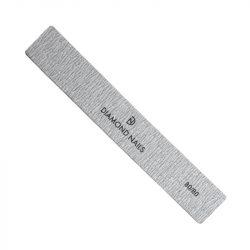 Nagelfeile breit in Grau 80/80