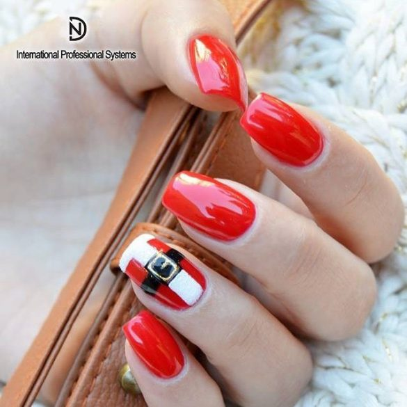 Gel Polish - DN089 Bloody Orange