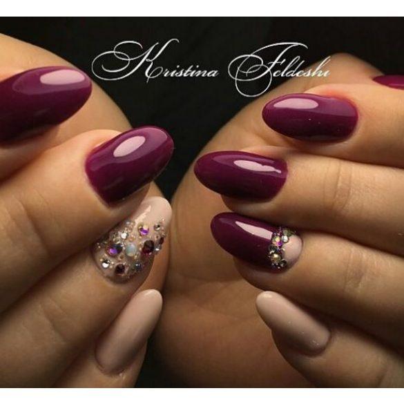 Gel Polish - DN139 Silky Purple