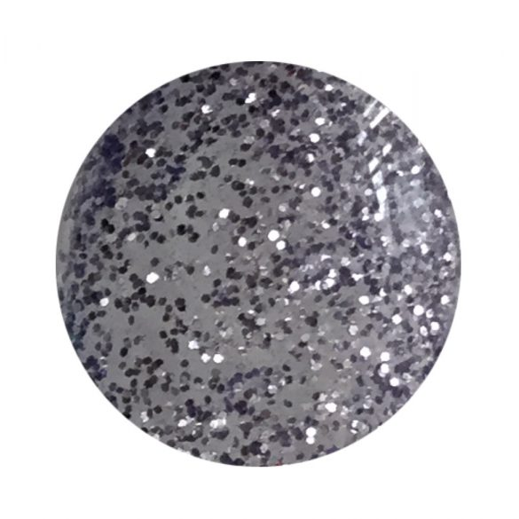 Farbgel in Grau Glitter 143