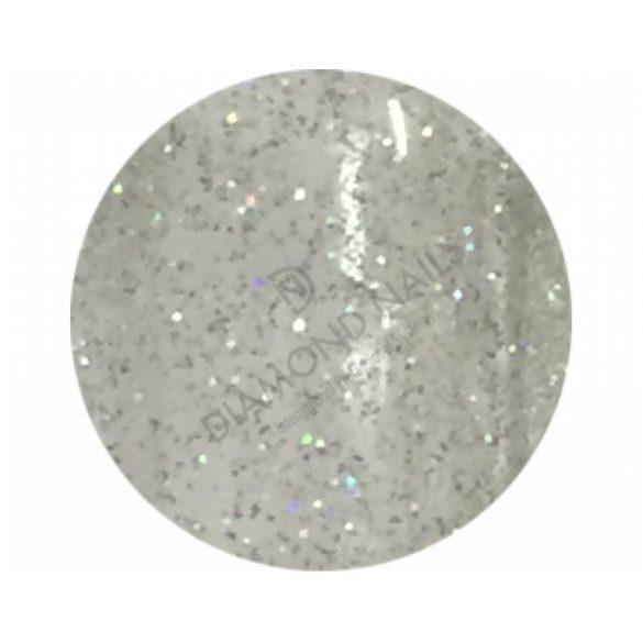 Glitter Gel in Rainbow Silber 161