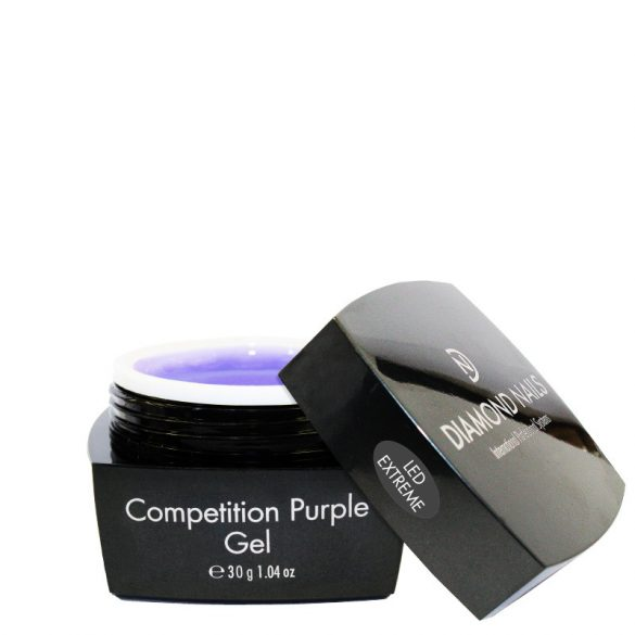 Extreme LED Competition Purple Gel 30g