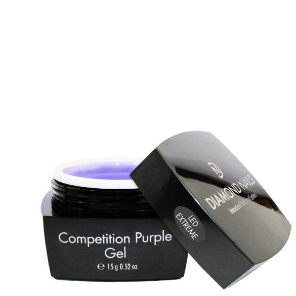 Extreme LED Competition Purple Gel 15g