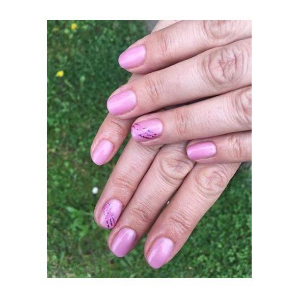 Gel Polish - DN158 Silky Light Pink