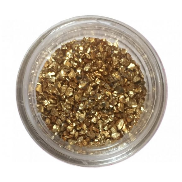 Crushed Stein - Gold