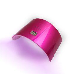 UV-LED Kombi Lichthärtungsgerät 24W C16  Sensor-Display in Pink