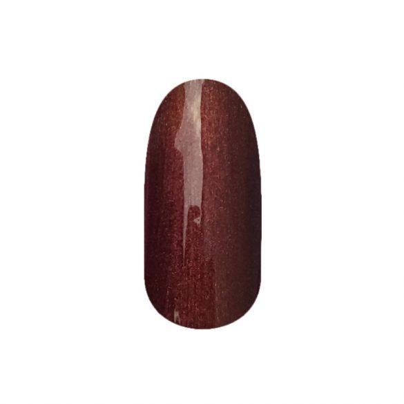 Gel Polish - DN206 Chocolate Brown Glossy