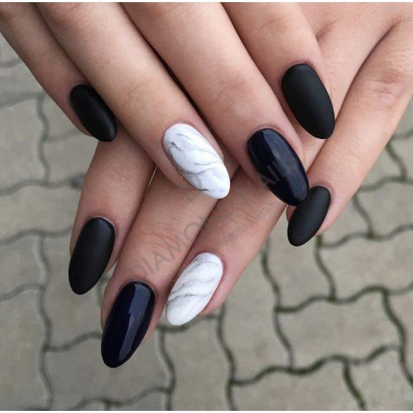 Gel Polish 4ml - DN004 Black Ebony