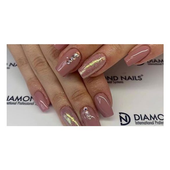 Gel Polish - DN221 Queen Nude