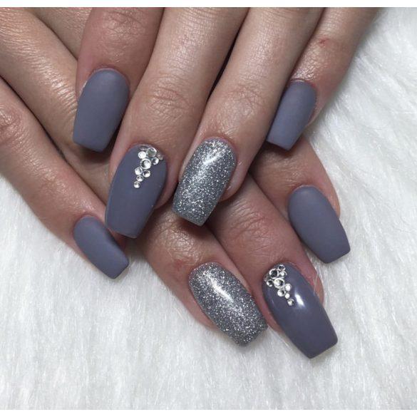 Gel Polish - DN222 Dove Grey