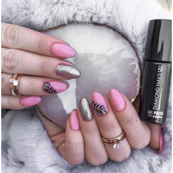 Gel Polish 4ml - DN031 Powder Cream