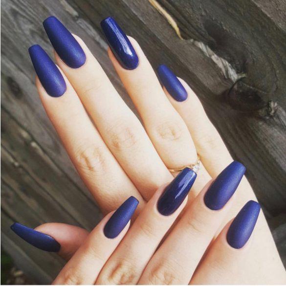 Gel Polish 4ml - DN037  Midnight Blue