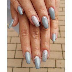 Gel Polish  4ml - DN057   Pearl Grey