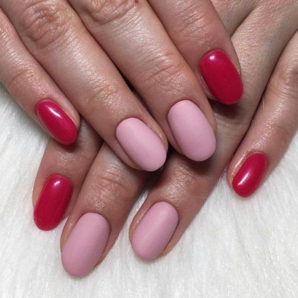 Gel Polish  4ml - DN067  Luxury Pink