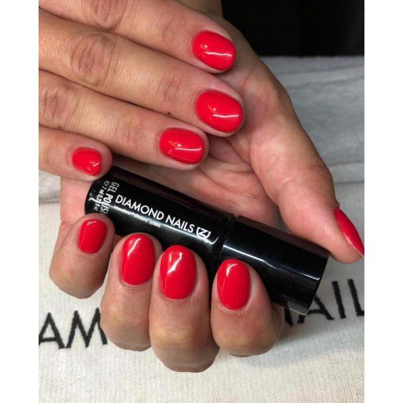 Gel Polish  4ml - DN079  Orange Red