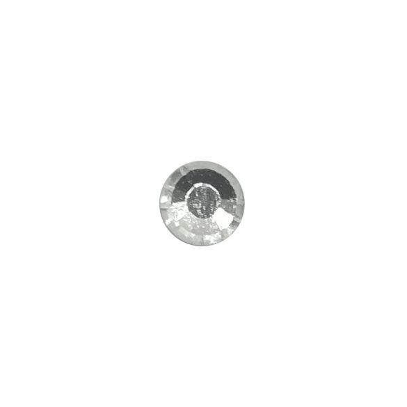 Strasssteine Kristall in Silber SS5 100Stück