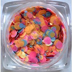 Rainbow konfetti #03