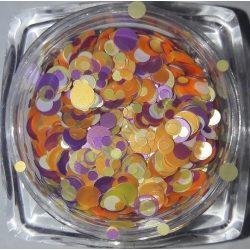 Rainbow konfetti #04