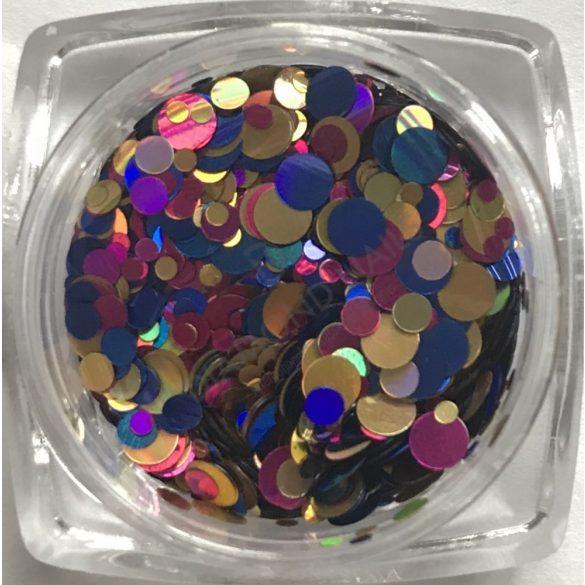 Rainbow konfetti #05