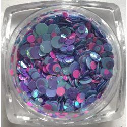 Rainbow konfetti #06