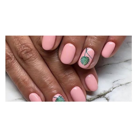 Gel Polish - DN236 Baby Pink
