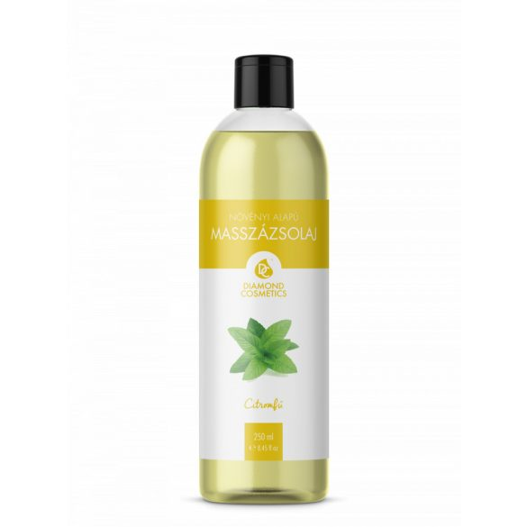 Aloe Vera Zitronengras Massageöl 250ml