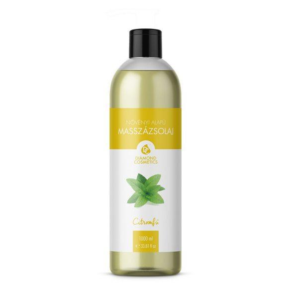 Aloe Vera Zitronengras Massageöl 1L