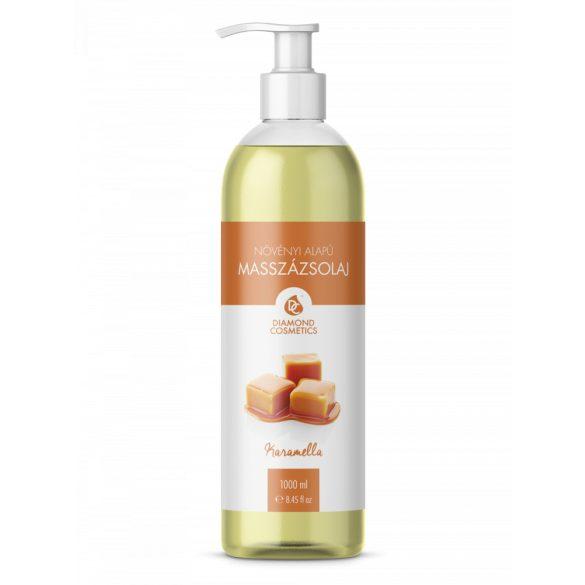 Massageöl mit Karamell Duft 1L