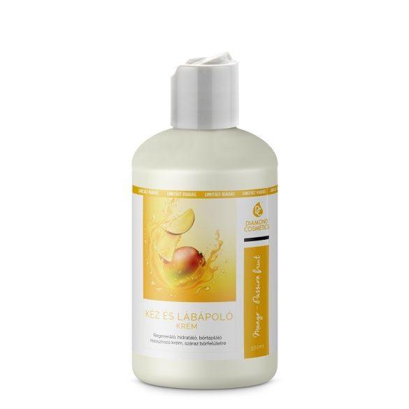 Hand- und Fußpflege Creme- Mango-Passion-500ml