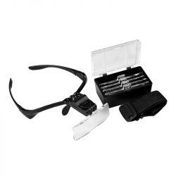 Vergrößerungsbrille Mit Led-Licht, 5 PC-Objektive