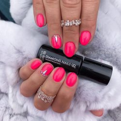 Gel Polish - DN265 Flamingo Beach