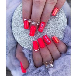 Gel Polish - DN266 Coral Beach