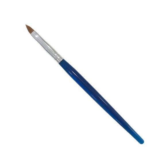 Gel Pinsel Gr.4 in Blau (Kunststoff)