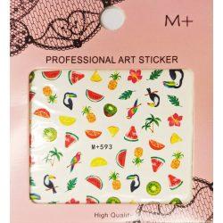 Nagelsticker- Summer Fruits  MP593