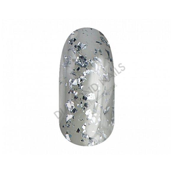 Gel Polish 4ml - DN111 Silver Flakes