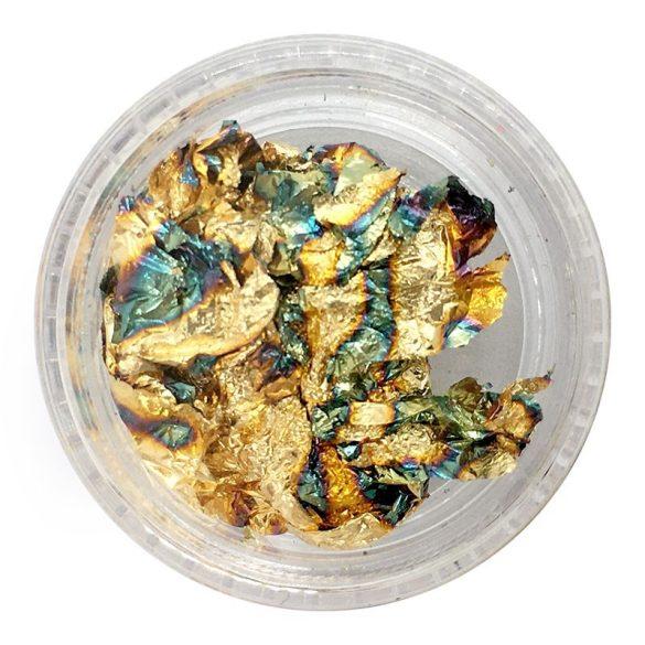 Rauch Folie - Blau Gold