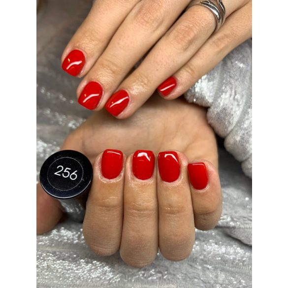 Gel Polish 4ml - DN256  Violent Scarlet