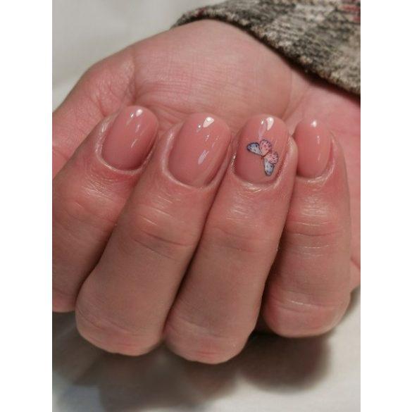 Gel Polish - Rubber Base  Dusty Pink 7ml