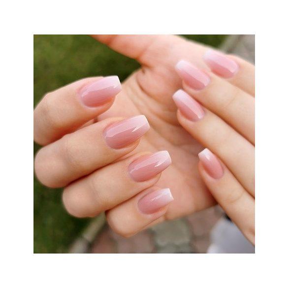 Gel Polish - Rubber Base Dusty Pink 15ml