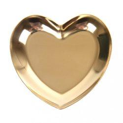 Dekorativer Steinhalter-Herzförmig